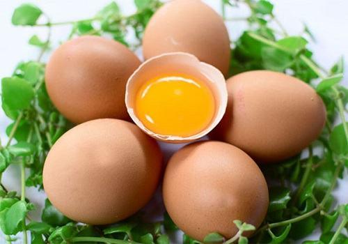 Cách tăng vòng 1 bằng trứng gà nhanh chỉ trong 30 ngày