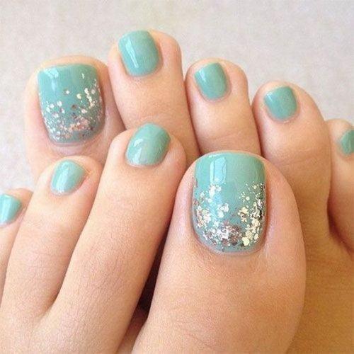 Màu sơn móng chân đẹp mới nhất 2018 cho nàng