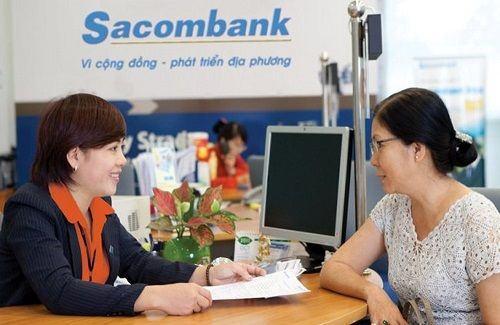 Phí chuyển tiền ngân hàng Sacombank mới nhất