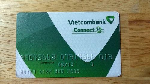 Số tài khoản Vietcombank có bao nhiêu số? ghi ở đâu