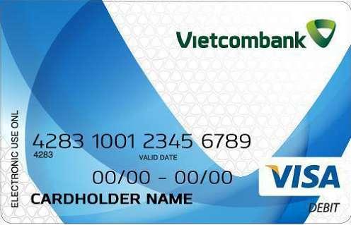 Làm thẻ Visa Vietcombank mất bao lâu, cần những gì?
