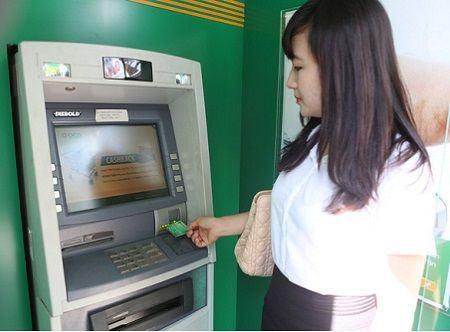 Số tiền rút tối đa atm VCB,Agribank,Techcombank,Bidv,Vietinbank