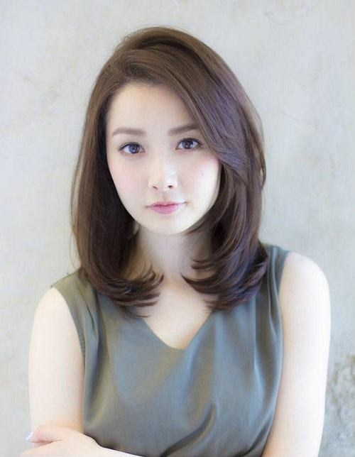 Các kiểu tóc ngang vai cho tuổi 40 trẻ trung so với tuổi thật 14