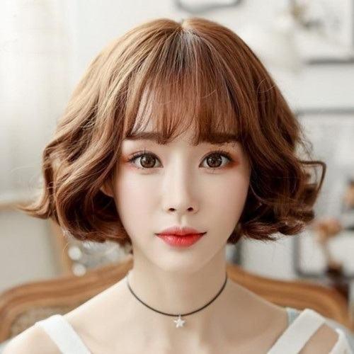 Kiểu tóc hợp với khuôn mặt dài cho nam và nữ 7