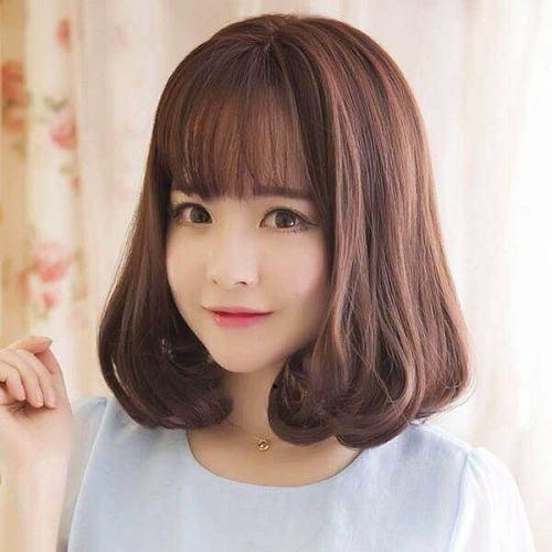 Kiểu tóc hợp với khuôn mặt dài cho nam và nữ 11
