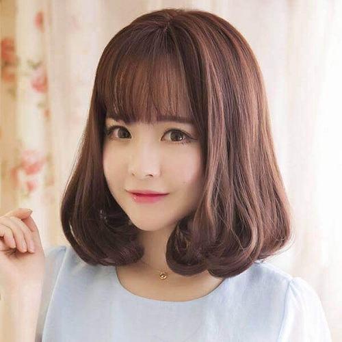 Kiểu tóc hợp với khuôn mặt dài cho nam và nữ