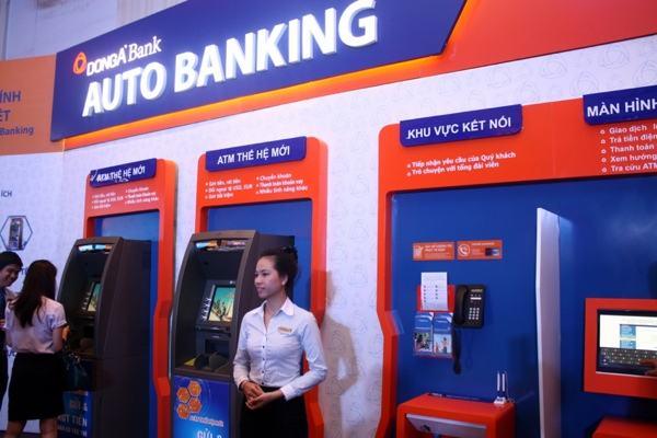 kiểm tra số tài khoản ngân hàng đông á