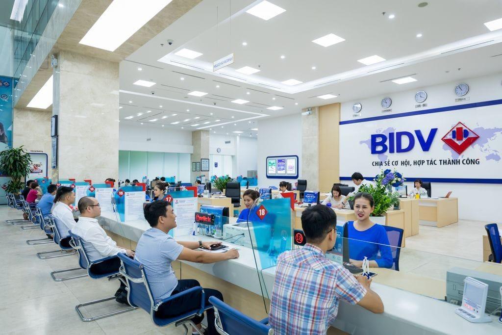 Số điện thoại tổng đài, Hotline ngân hàng BIDV