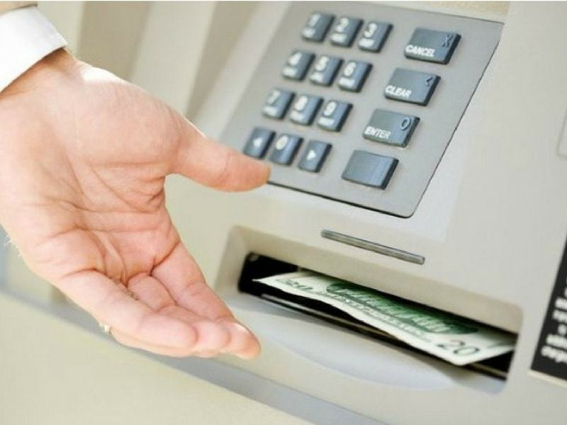 Sử dụng thẻ Visa ảo để rút tiền