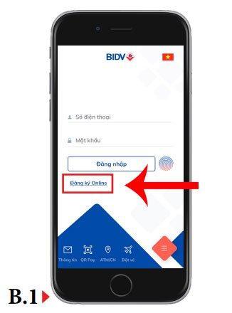 [Hướng dẫn từ A - Z] cách đăng ký Internet Banking BIDV