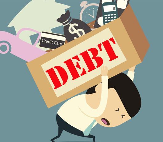 Nợ xấu thẻ tín dụng