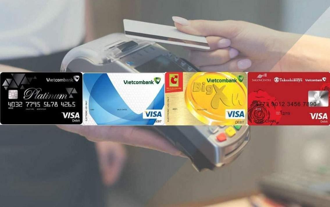 Thẻ VISA Vietcombank là gì? Những điều cần biết về thẻ VISA Vietcombank