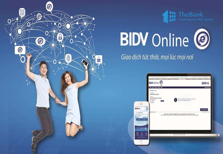 Quên MẬT KHẨU BIDV Internet Banking? Hướng dẫn cách lấy lại