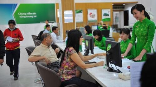 Đăng ký làm thẻ tại ngân hàng Vietcombank