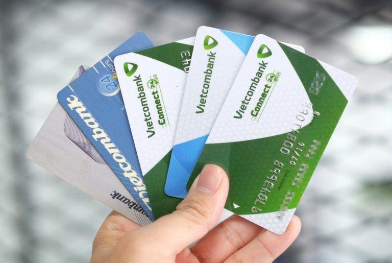 Hạn mức rút tiền thẻ ATM của các ngân hàng