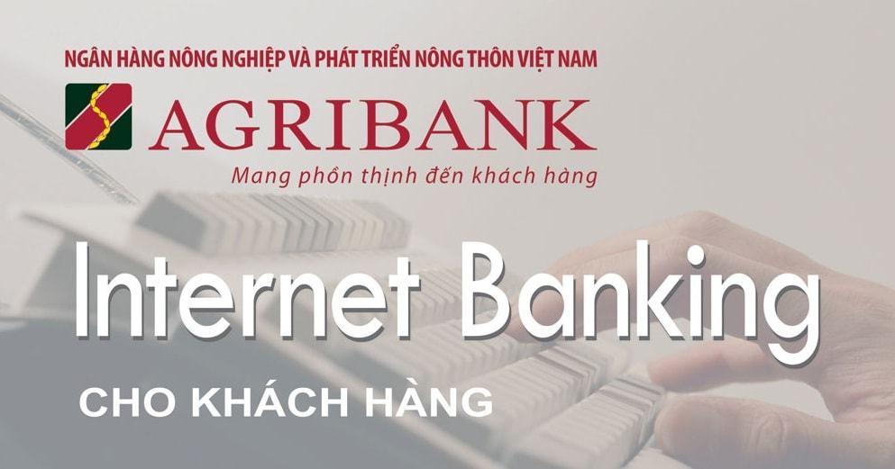 Internet banking của ngân hàng Agribank