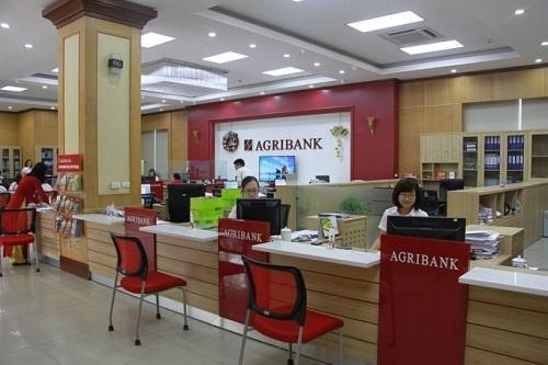 Thời gian làm việc của ngân hàng Agribank