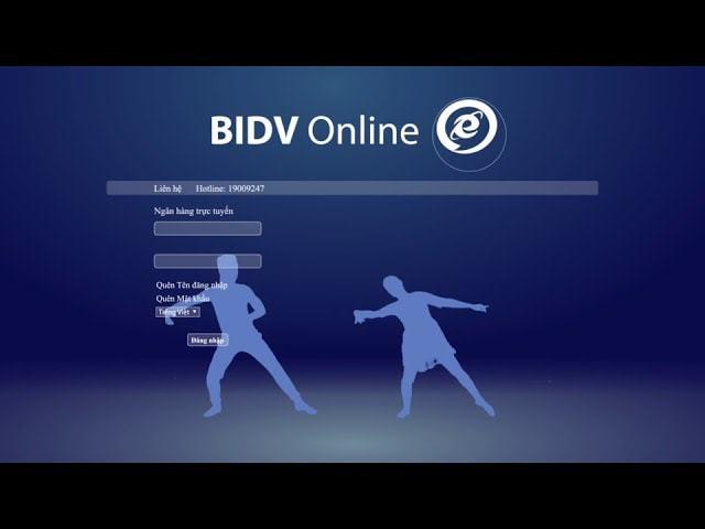 BIDV Internet Banking và hướng dẫn lấy lại mật khẩu dễ dàng