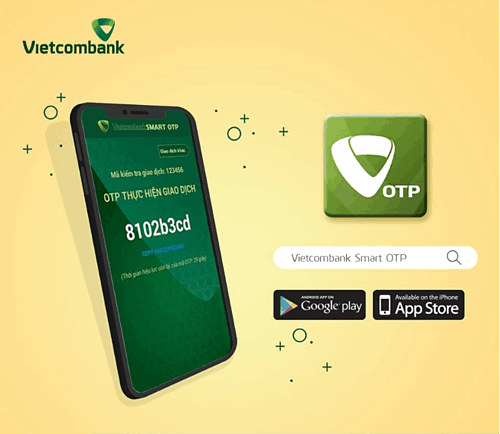 Smart OTP Vietcombank