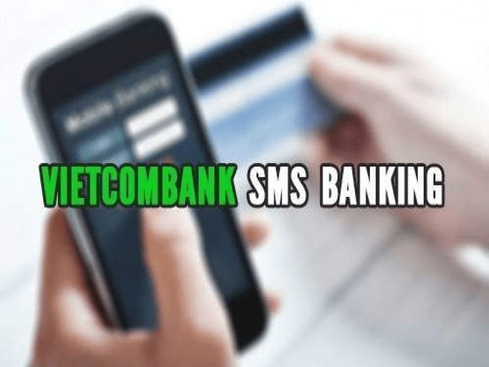 SMS banking của Vietcombank