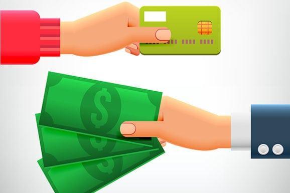 Thẻ tín dụng và hình thức trả nợ