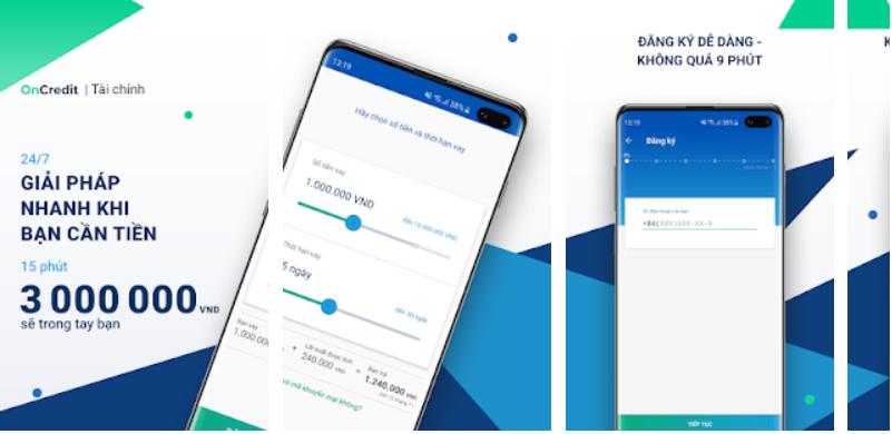 app-onecredit-vay-tien