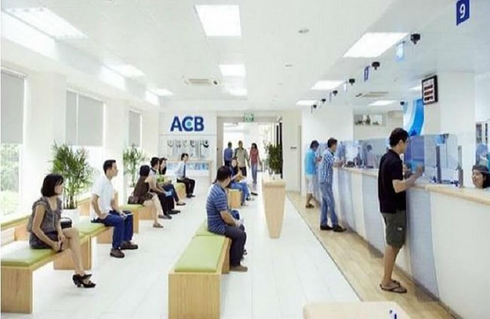Biểu phí và làm thẻ Visa ACB
