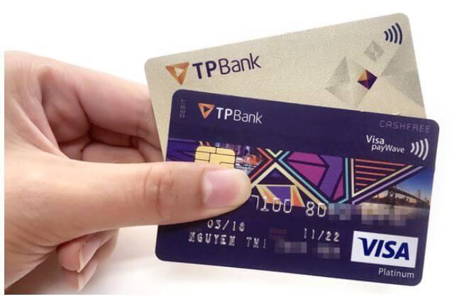 Cập nhập những thông tin đầy đủ khi làm thẻ visa TPBank