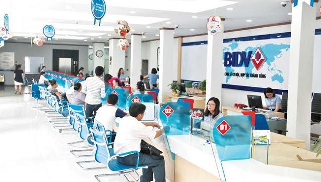 Điều kiện mở thẻ Visa BIDV