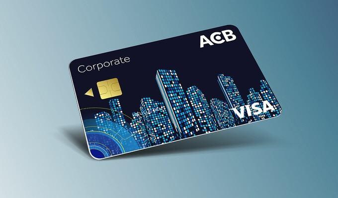 Lợi ích của thẻ Visa ACB