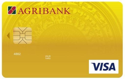 Thẻ Visa Agribank