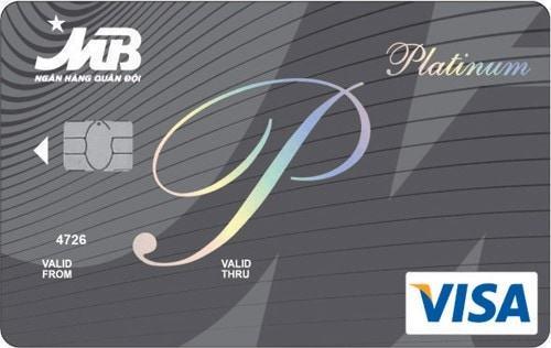 Các loại thẻ visa MB & Những tiện ích dành cho khách hàng