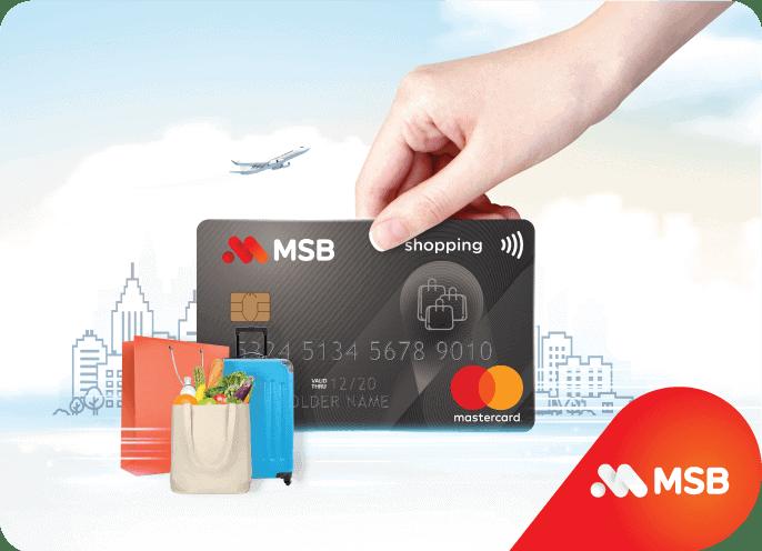 Thẻ Visa MSB