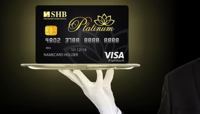 Thẻ Visa Platinum
