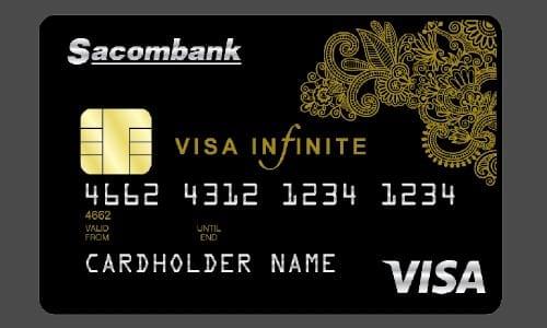 TẤT TẦN TẬT về thẻ Visa Sacombank mà bạn nên biết