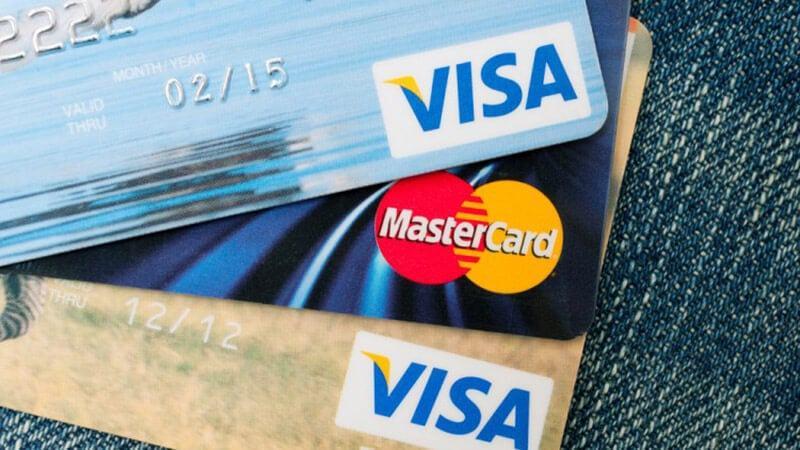 Sự khác biệt giữa thẻ Visa và thẻ Mastercard