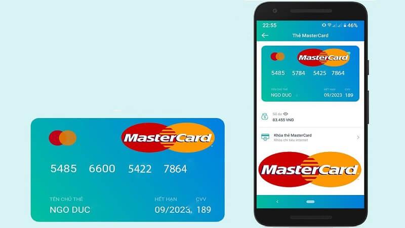 Thẻ Mastercard ảo là gì và tổng hợp thông tin về thẻ Mastercard ảo