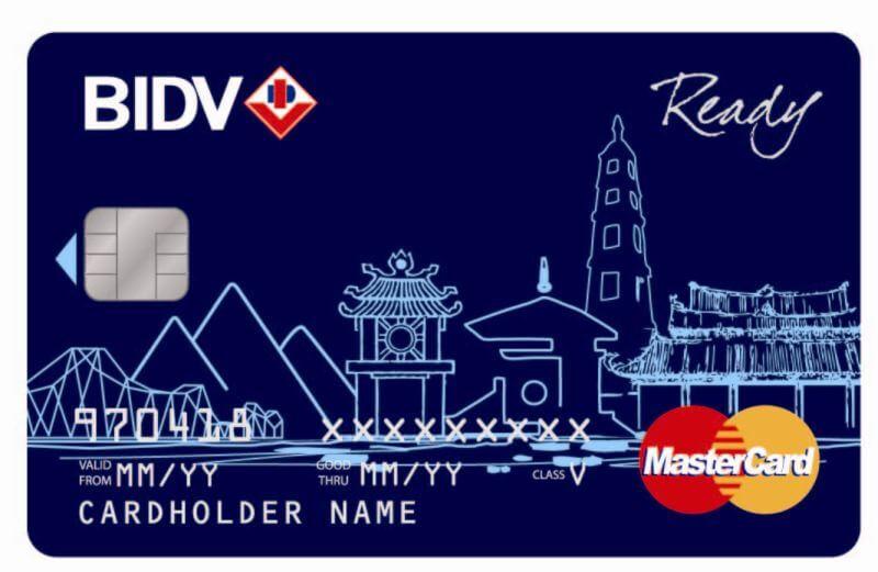 Tổng quan về thẻ Mastercard BIDV- Những tiện ích sử dụng