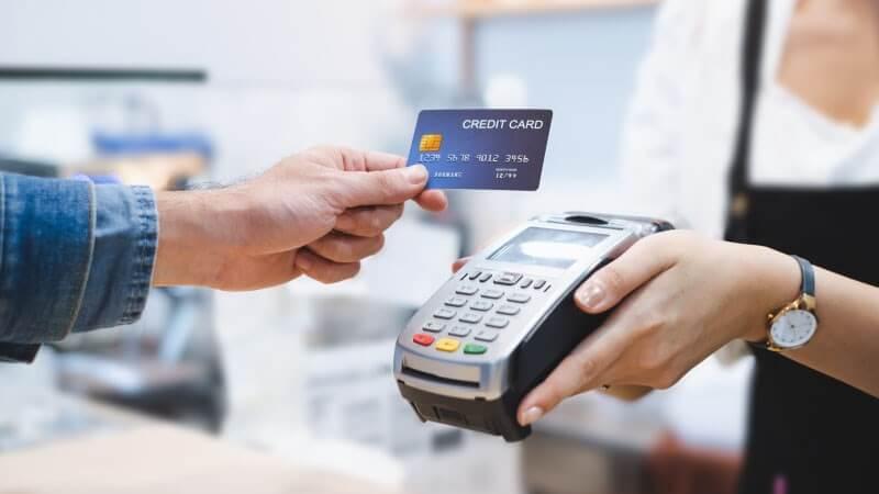Thông tin về thẻ tín dụng