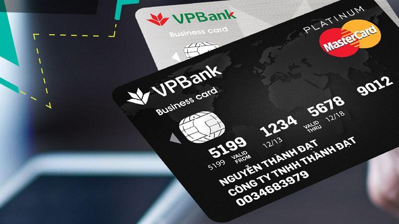 Tiện ích của thẻ Mastercard VPBank