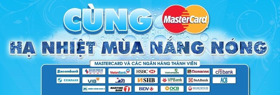 Tiện ích thẻ Mastercard BIDV