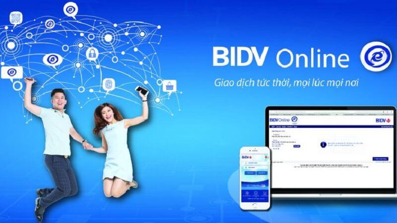 Gửi tiết kiệm online BIDV với mức lãi suất cực kỳ hấp dẫn