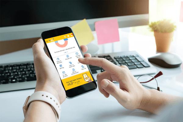 Gửi tiết kiệm online xu hướng mới