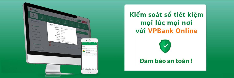 Lợi ích gửi tiết kiệm VPBank