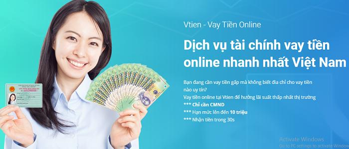 app vtien vay tiền nhan online.