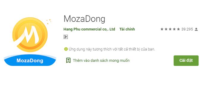 app mozadong