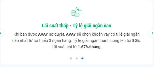 ưu điểm app Avay