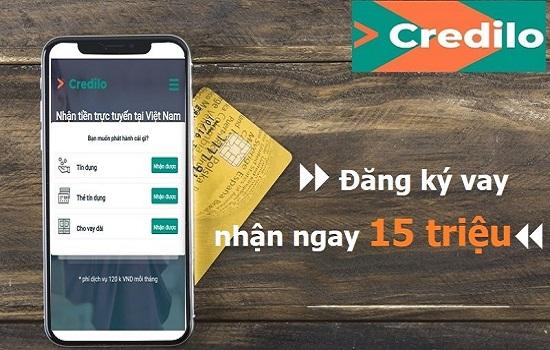 Credilo – Web tư vấn vay tiền nhanh, lãi suất thấp năm 2021