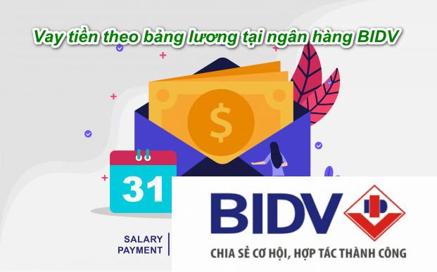 ngân hàng hỗ trợ Vay tiền theo bảng lương