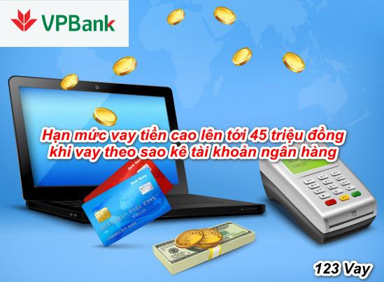 Vay tiền Ngân hàng vpbank